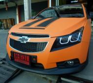 2013 Chevy Cruze ส้มด้าน
