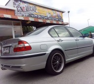 BMW E46 FULL WRAP Protection Film 3M Pplymelic