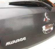 Mirage Wrap CARBON FIBER 3D ฝาหน้า-หลัง
