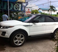 Evoque Full Wrap White Carbon 1080 3M @สาขาชลบุรี