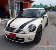Mini ClubMan Wrap