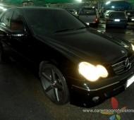 Benz C220 Full Wrap Black Gloss ฉ่ำๆ งามๆ จัดไป