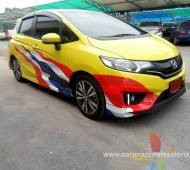 "New Honda Jazz กับตรีม ""คนไทยในรัชกาลที่ ๙"""