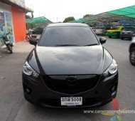 CX5 Full Wrap Black Matte