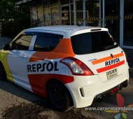 SUZUKI SWIFT REPSOL Sport Racing