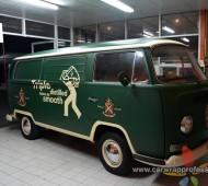 Volkswagen Van Classic Full Wrap