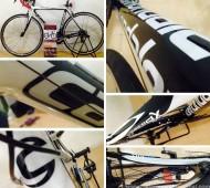 รนว Review Bike Protection ชุดฟิล์มใสกันรอยจักรยาน