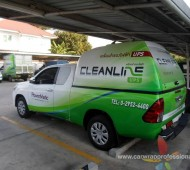 Project Powermatic Vehicle Marketing Wrap