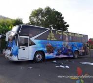 เริ่มแล้วครับ Big Project งาน Wrap รถบัส SIAM NIRAMIT จำนวน 10 คัน