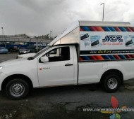vehicle wrap Pickup NCR