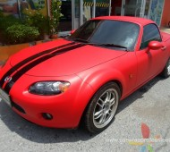 MX-5 FULL WRAP MATTE RED