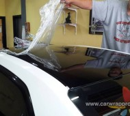 Toyota Altis Roof Glass