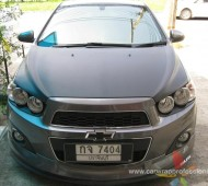 CHEVROLET SONIC Wrap solid
