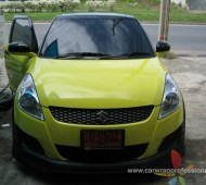 SUZUKI SWIFT Half Wrap