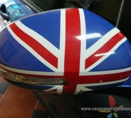 SUZUKI SWIFT I LOVE UNION JACK