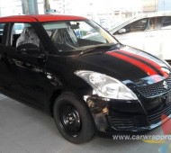 SUZUKI SWIFT STEP2 RED