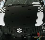 SWIFT RX คาดลายขาวเงา รอบคัน