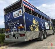 รถขนม้า POLO