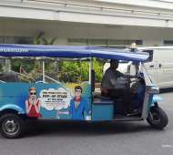 TUK-TUK KING POWER