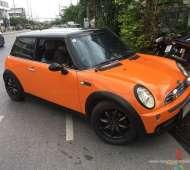 Mini Cooper Orange