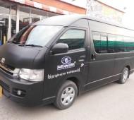 Commuter Full Wrap Black Matte