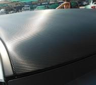 NEW SWIFT Wrap หลังคา Carbon 3M1080 พรีเมี่ยมเกรด