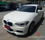 BMW Series1 Wrap ส่วนหน้า ฟิล์มใสกันรอย 3M Protection Film