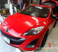 Mazda3 Half Wrap Protection 3M ใสกันรอย จบโปรฯ ไปกันแบบเนียนๆ 799