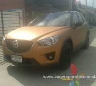 Mazda CX-5 Copper Colors Design